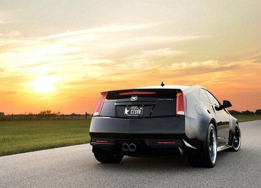 Cadillac CTS-V Coupè by Hennessey - Foto 32 di 43