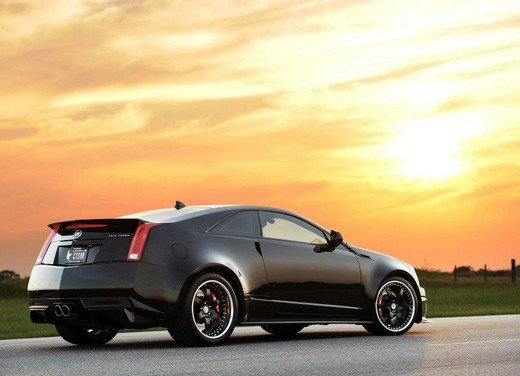 Cadillac CTS-V Coupè by Hennessey - Foto 33 di 43