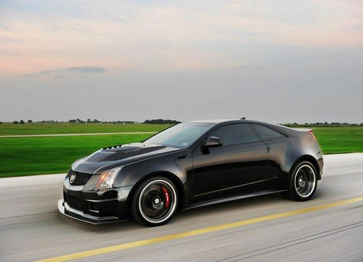 Cadillac CTS-V Coupè by Hennessey