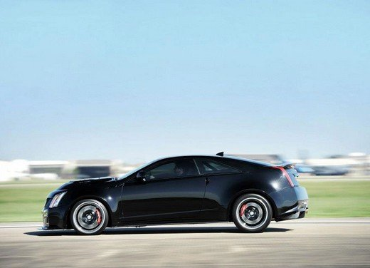 Cadillac CTS-V Coupè by Hennessey - Foto 37 di 43