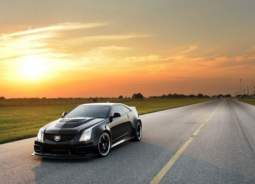 Cadillac CTS-V Coupè by Hennessey - Foto 38 di 43
