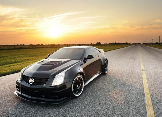 Cadillac CTS-V Coupè by Hennessey - Foto 39 di 43