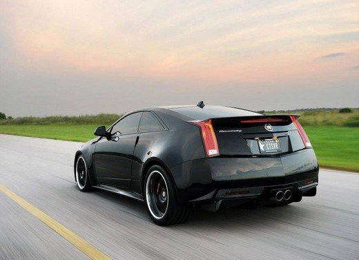 Cadillac CTS-V Coupè by Hennessey - Foto 41 di 43
