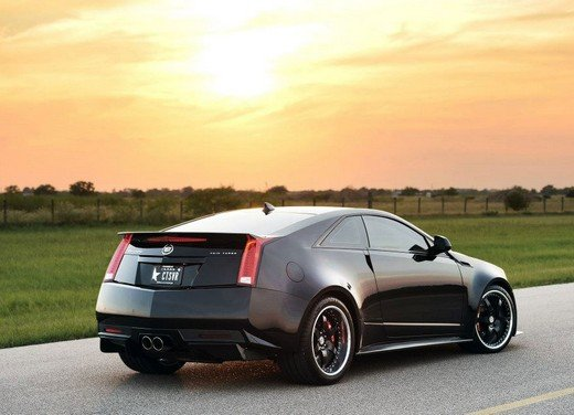 Cadillac CTS-V Coupè by Hennessey - Foto 42 di 43