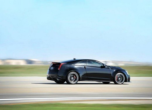 Cadillac CTS-V Coupè by Hennessey - Foto 43 di 43