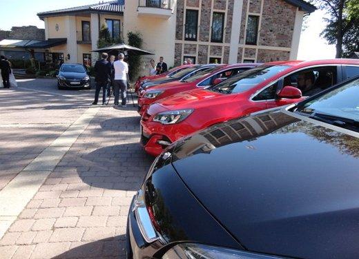 Opel Astra prova su strada della nuova gamma - Foto 34 di 34