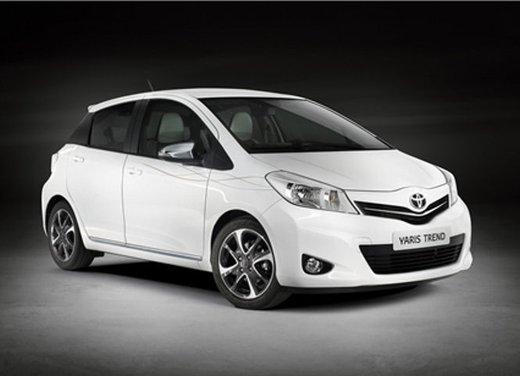 Novità Toyota al Salone dell'Auto di Parigi 2012