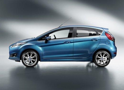 Nuova Ford Fiesta 2013 Titanium prezzi da 13.250 euro - Foto 5 di 15