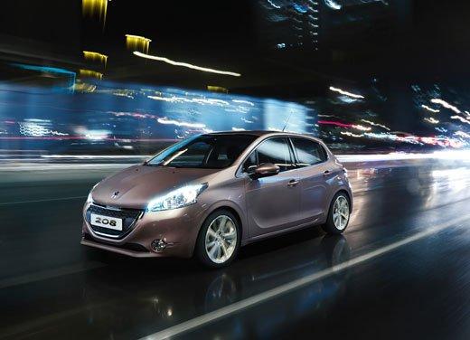 Peugeot 208, consumi e prestazioni del tre cilindri benzina da un litro - Foto 3 di 6