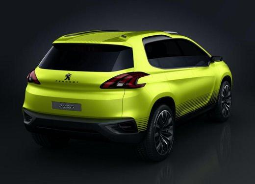 Peugeot 2008 Concept - Foto 12 di 17