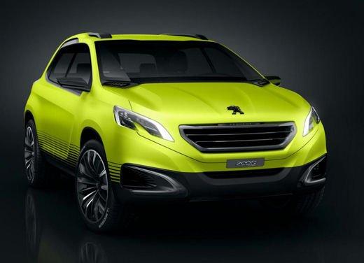 Peugeot 2008 Concept - Foto 13 di 17