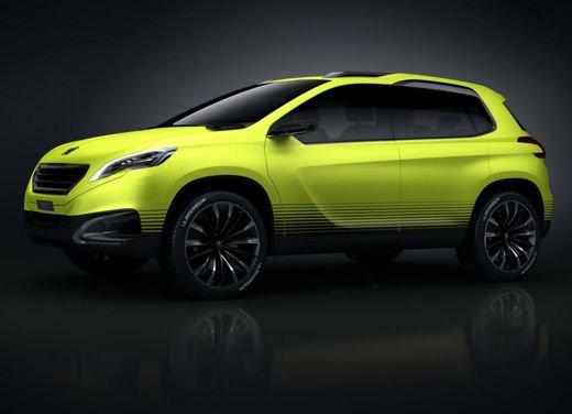 Peugeot 2008 Concept - Foto 14 di 17