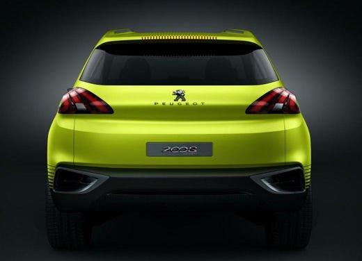 Peugeot 2008 Concept - Foto 16 di 17