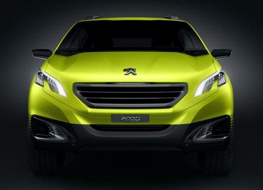 Peugeot 2008 Concept - Foto 17 di 17