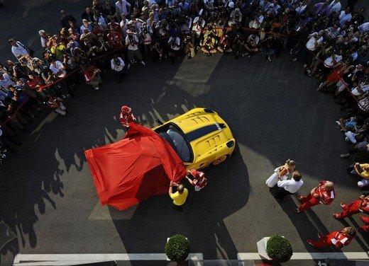 Ferrari 599XX Evo consegnata a Benjamin Sloss di Google - Foto 1 di 8