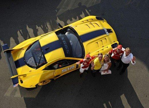Ferrari 599XX Evo consegnata a Benjamin Sloss di Google - Foto 3 di 8