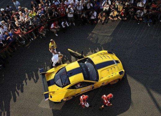 Ferrari 599XX Evo consegnata a Benjamin Sloss di Google - Foto 5 di 8