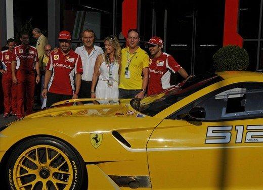 Ferrari 599XX Evo consegnata a Benjamin Sloss di Google - Foto 6 di 8