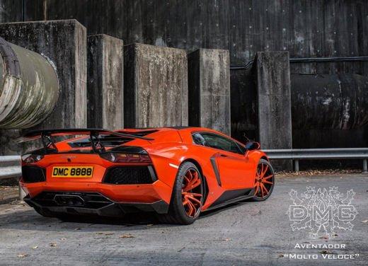 Lamborghini Aventador LP900 Molto Veloce by DMC - Foto 1 di 17