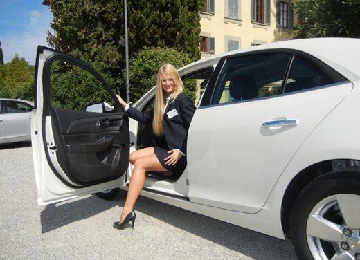 Chevrolet Malibu, prova su strada della berlina americana - Foto 1 di 14