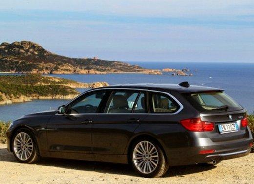 BMW Serie 3 Touring: test drive della nuova generazione - Foto 6 di 19