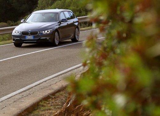 BMW Serie 3 Touring: test drive della nuova generazione - Foto 11 di 19