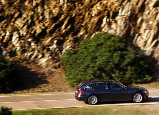 BMW Serie 3 Touring: test drive della nuova generazione - Foto 15 di 19