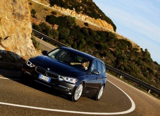 BMW Serie 3 Touring: test drive della nuova generazione - Foto 16 di 19