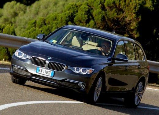 BMW Serie 3 Touring: test drive della nuova generazione - Foto 18 di 19
