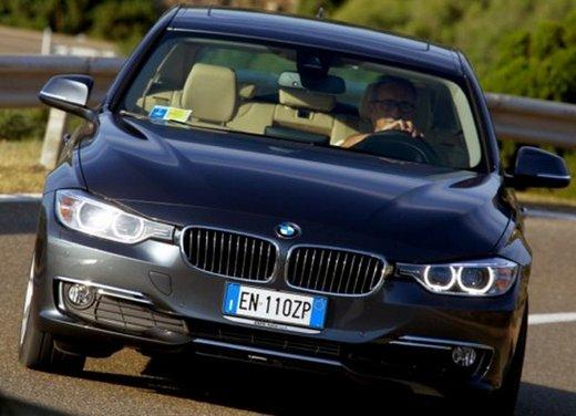 BMW Serie 3 Touring: test drive della nuova generazione - Foto 19 di 19