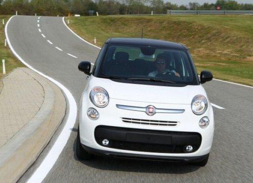 Fiat 500L: test drive