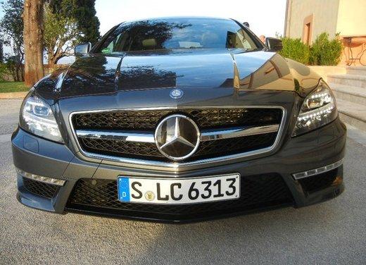 Mercedes CLS Shooting Brake: test drive della lussuosa wagon tedesca - Foto 10 di 20
