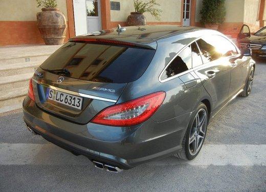 Mercedes CLS Shooting Brake: test drive della lussuosa wagon tedesca - Foto 12 di 20