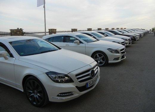 Mercedes CLS Shooting Brake: test drive della lussuosa wagon tedesca - Foto 14 di 20