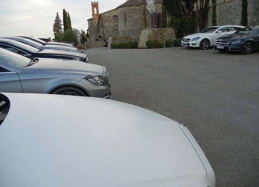 Mercedes CLS Shooting Brake: test drive della lussuosa wagon tedesca - Foto 16 di 20