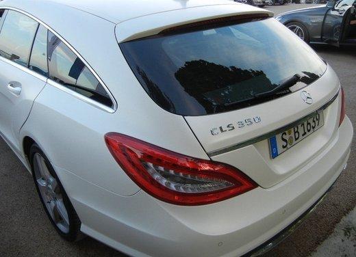 Mercedes CLS Shooting Brake: test drive della lussuosa wagon tedesca - Foto 19 di 20