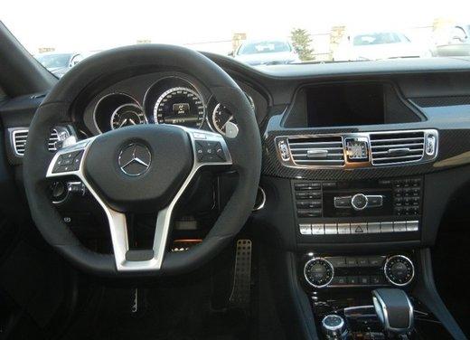 Mercedes CLS Shooting Brake: test drive della lussuosa wagon tedesca - Foto 20 di 20