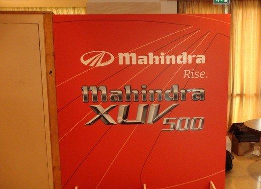 Mahindra XUV 500, prova su strada del SUV indiano - Foto 10 di 19