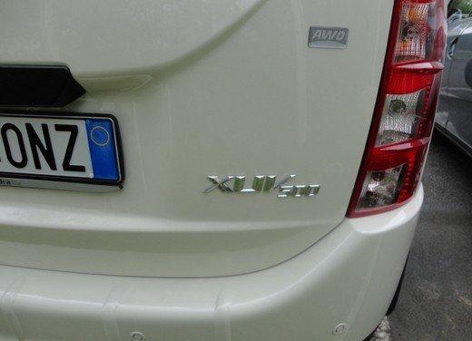 Mahindra XUV 500, prova su strada del SUV indiano - Foto 5 di 19