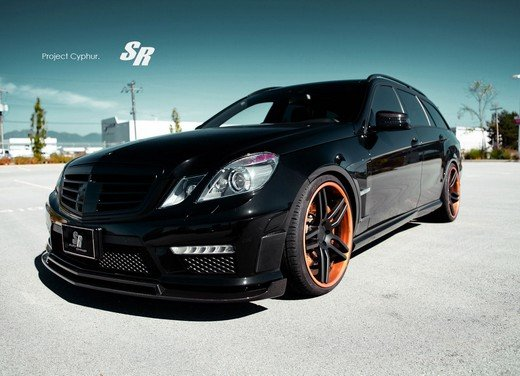Mercedes E63 AMG Project Cyphur by SR Auto Group