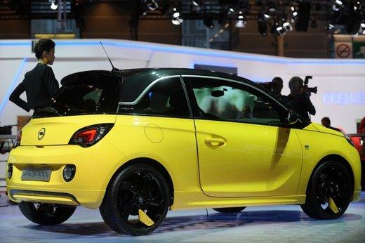 Nuova Opel Adam prezzi e allestimenti - Foto 32 di 63