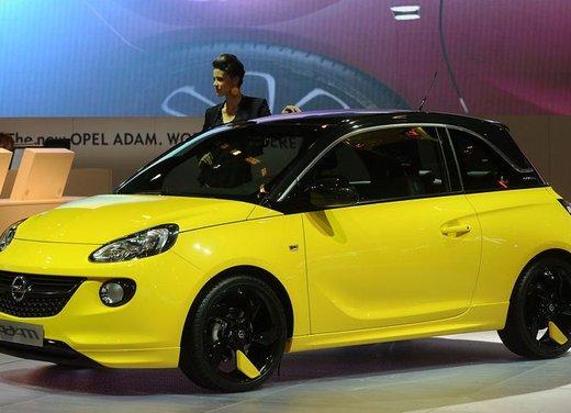 Nuova Opel Adam prezzi e allestimenti - Foto 42 di 63