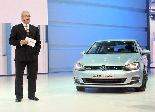 Nuova Volkswagen Golf 7 in Italia prezzi a partire da 17.800€ - Foto 3 di 17