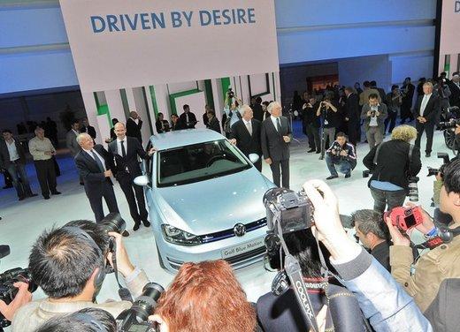 Nuova Volkswagen Golf 7 in Italia prezzi a partire da 17.800€ - Foto 5 di 17