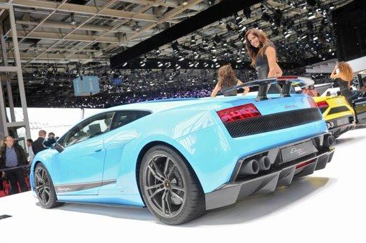 Le più belle auto sportive e di lusso al Salone di Parigi 2012 - Foto 1 di 24