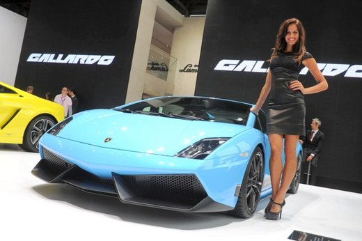 Le più belle auto sportive e di lusso al Salone di Parigi 2012 - Foto 2 di 24