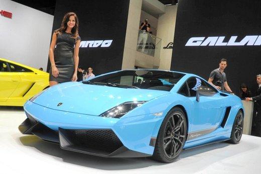 Le più belle auto sportive e di lusso al Salone di Parigi 2012 - Foto 3 di 24