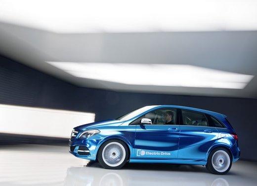 Mercedes Classe B Elettrica - Foto 10 di 14