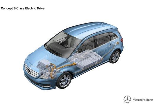 Mercedes Classe B Elettrica - Foto 14 di 14