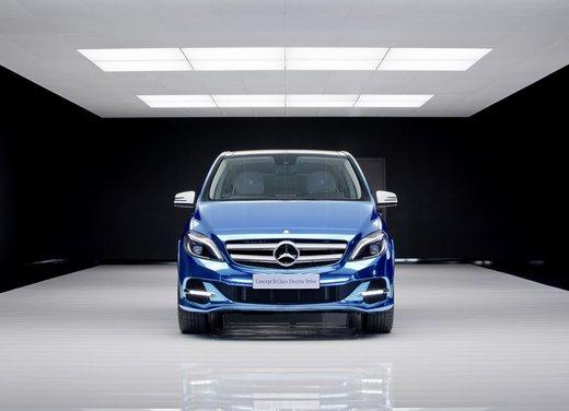 Mercedes Classe B Elettrica - Foto 11 di 14